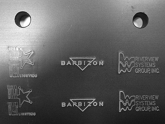 Custom Stamp, Custom Laser Marking