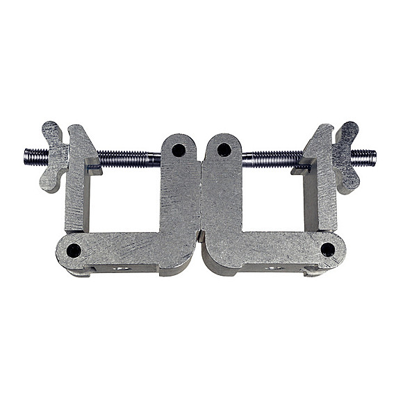 2 Inch Square Swivel Coupler